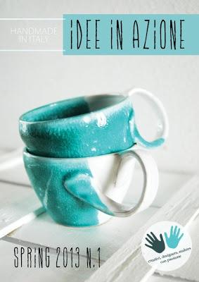 """MagikeMani: """"Idee in Azione"""" - Spring 2013"""