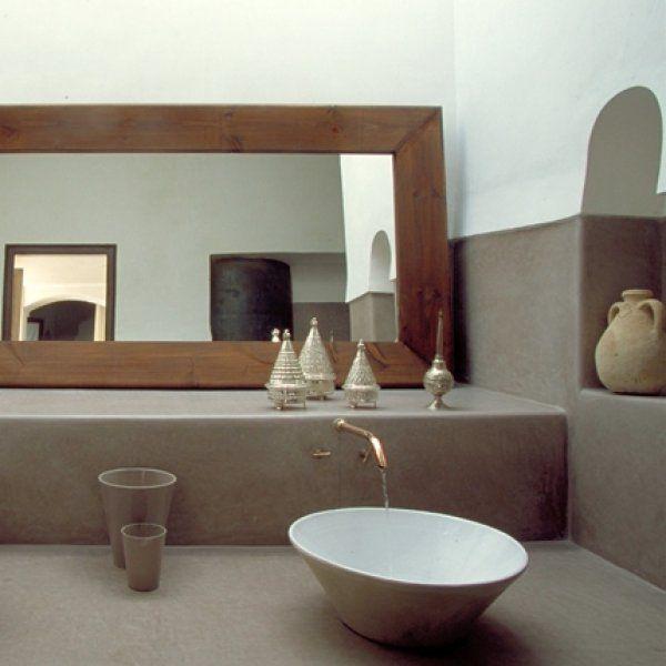 une salle de bain marocaine aux traditions revisites - Salle De Bain Marocaine Design