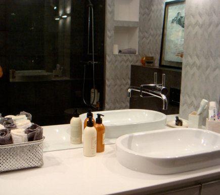 8 ideas para aprovechar el espacio en tu baño