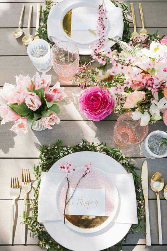 Pretty Table Decorations 540 best beautiful table settings images on pinterest | beautiful