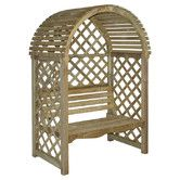 Found it at Wayfair.co.uk - Victoria Timber Arbour