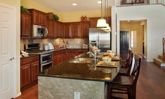Kitchen kitchen pinterest pulte homes edinburgh for O kitchen edinburgh