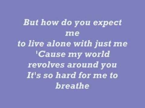 No air.. Jordin Sparks ft. Chris Brown