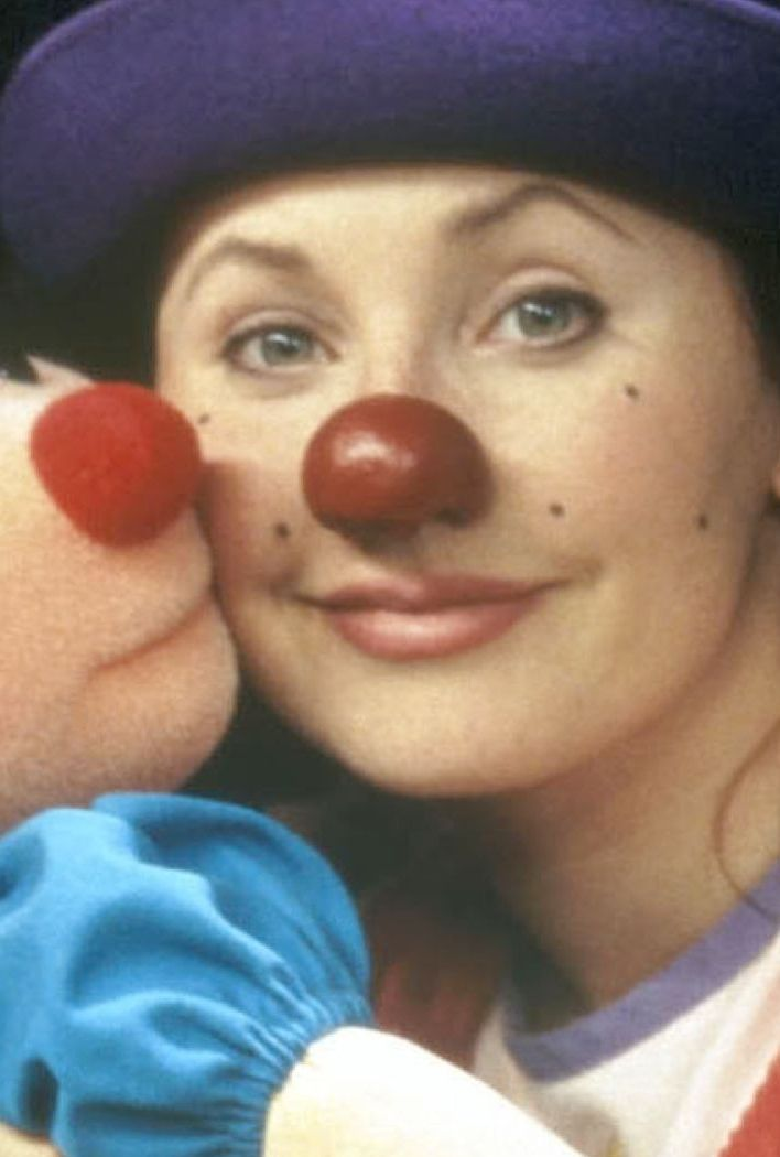 """Loonette from """"The Big Comfy Couch"""" is all grown up"""