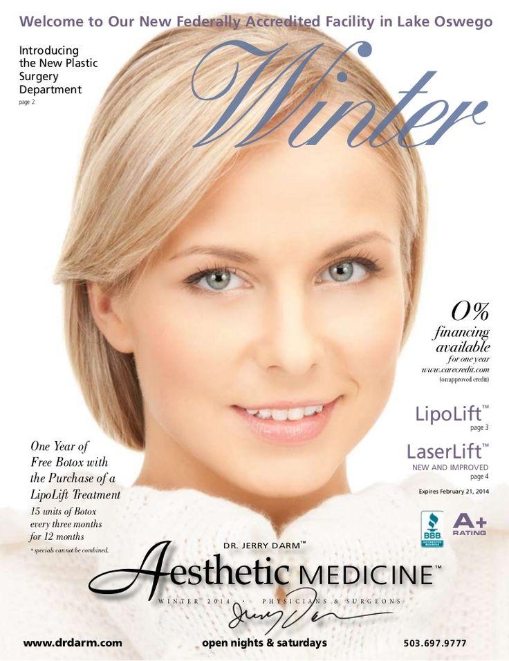 Dr. Darm, Online Brochure 2014 - Winter by Dr. Darm Aesthetic Medicine via slideshare
