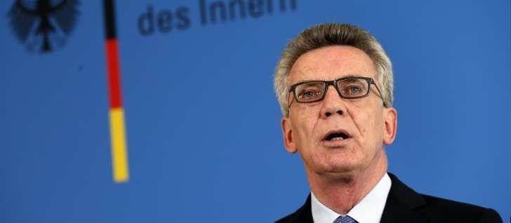 Niemiecki minister.