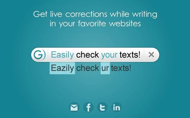 Spell & Grammar checker by Ginger Add Ginger Extension Here Description: Increase your The English language transmission having Ginger's #1 punctuation and grammar checker! Great ones The English language having Cinnamon Page – Contextual Syntax, Magic Checker, Word, Translations and Glossary!  Cinnamon Page to get Opera is definitely the greatest instrument to get creating, giving all that you should publish good The English language within your chosen websites. It has the complet...