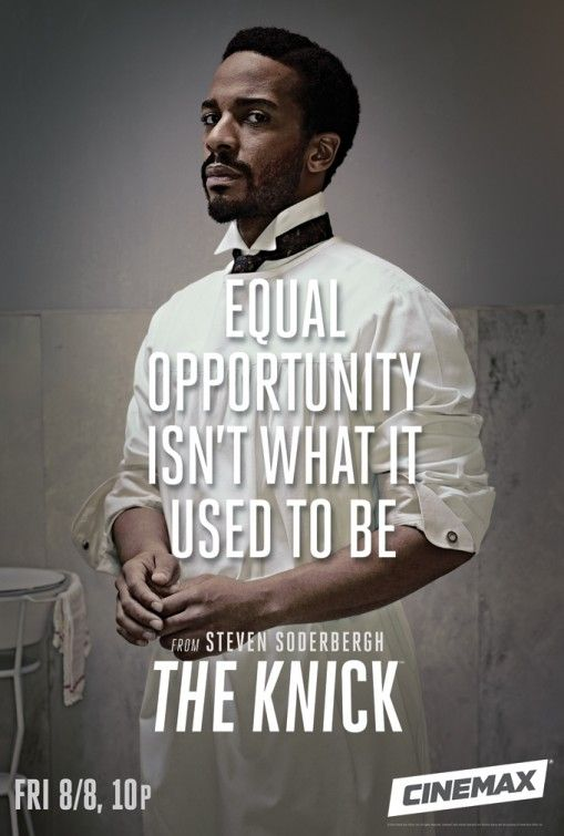 The Knick Character Poster