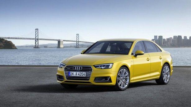 Cars - Audi A4 : cure d'amaigrissement et de rajeunissement ! - http://lesvoitures.fr/audi-a4-2015/