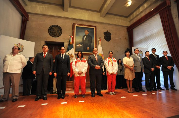 El gobernador informó sentirse orgulloso de los que hoy son reconocidos por haber hecho del deporte su forma de vida y porque han puesto en alto el nombre de Veracruz.