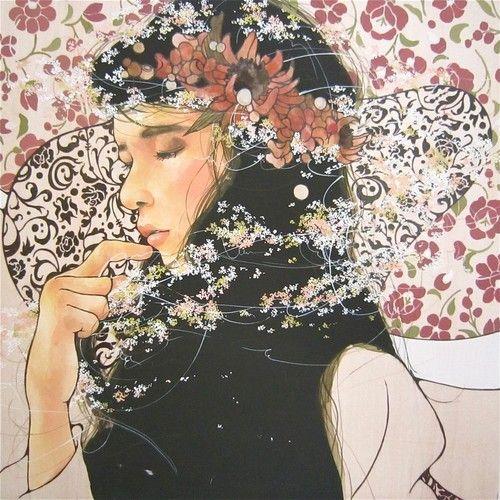 Hata Eriko 秦絵里子 aka Qin Eriko - Untitled - 2011