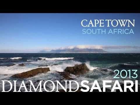 The 2013 Diamond Safari, South Africa