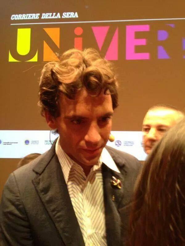 Universiadi, Milan Oct 17th 2014 - Mika