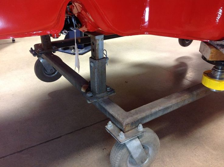 911 chassis dolly - Pelican Parts Technical BBS