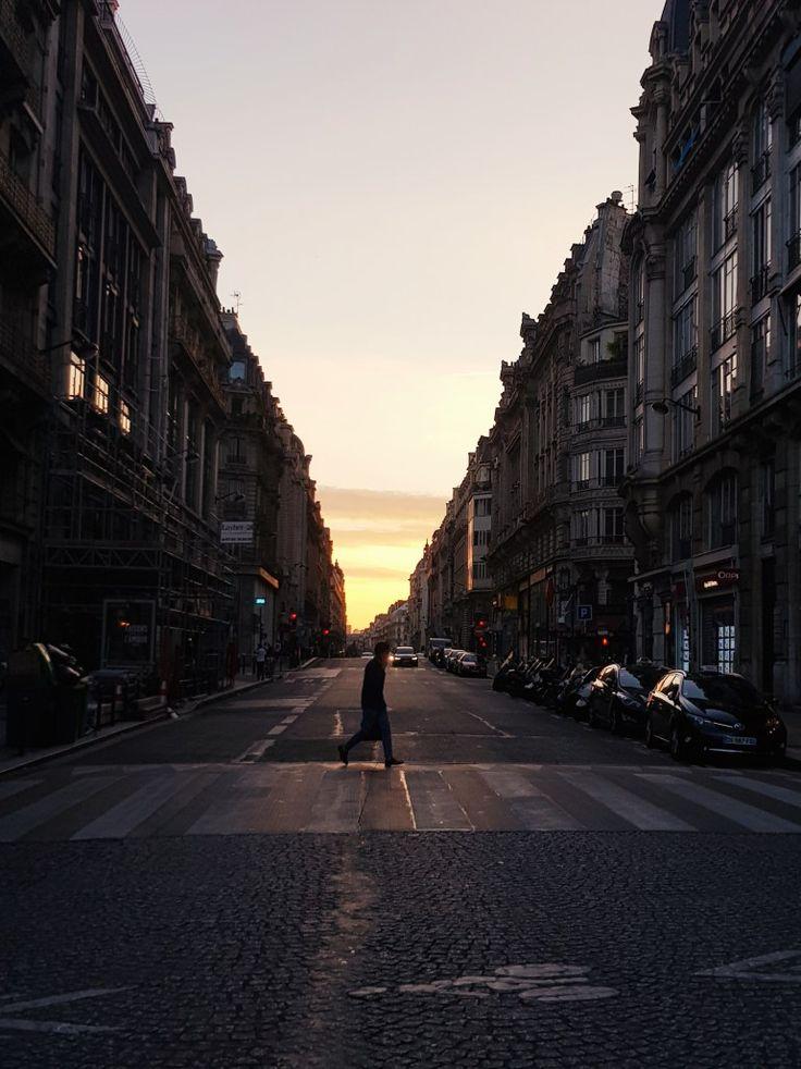 Paris. My city