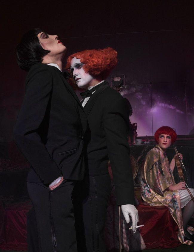 Le Pustra's Kabarett der Namenlosen Image by Teri Darnell