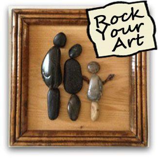 домашнее животное рок, арт-искусство, искусство DIY