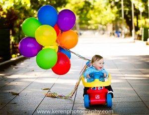 18 ideas para fotos de su 1er cumpleaños | Blog de BabyCenter por @Lezeidarís Morales