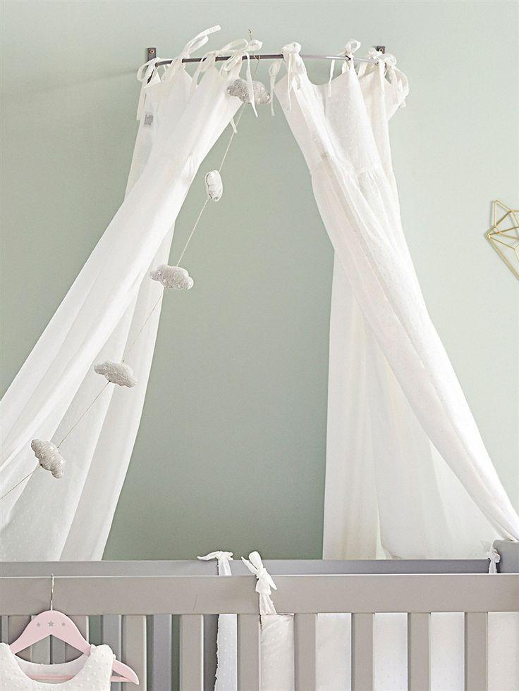 die besten 25 wiege mit baldachin ideen auf pinterest. Black Bedroom Furniture Sets. Home Design Ideas