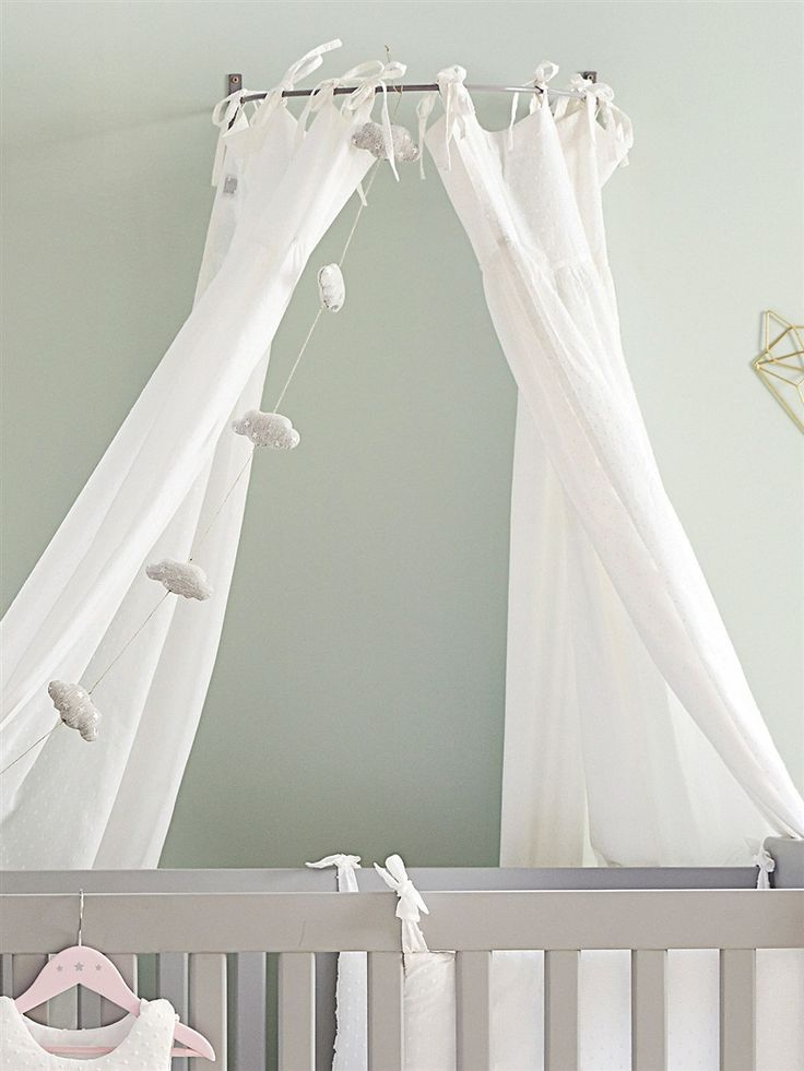 Les 25 meilleures id es de la cat gorie ciel de lit fille sur pinterest diy - Ciel de lit maison du monde ...