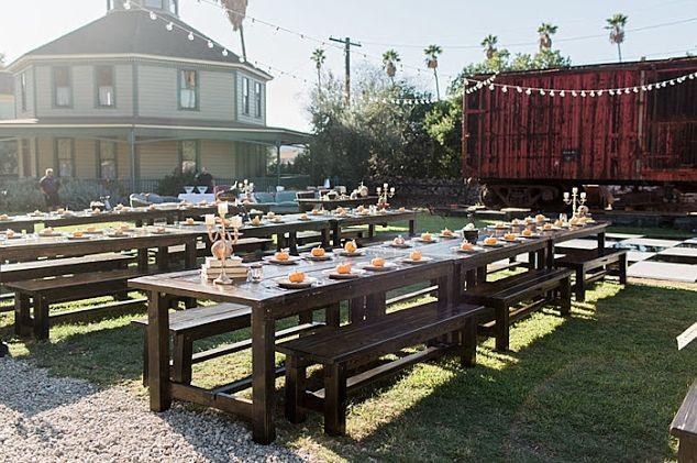 Heritage Square Museum Wedding Venues Cheap Wedding Venues