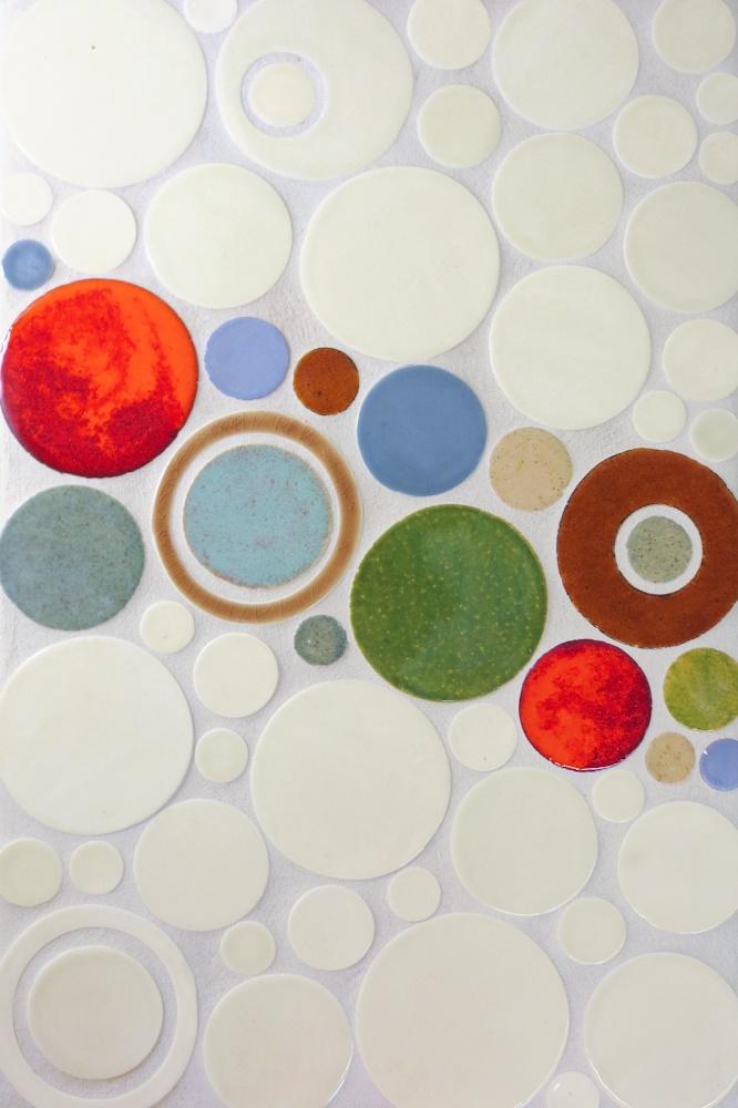 Bubbles in a River - Mercury Mosaics