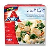 Atkins Frozen Meals - Delicious!