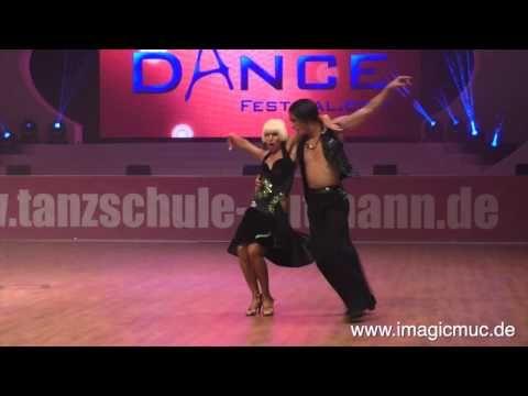 Gabriele Goffredo & Anna Matus • Jive • Euro Dance Festival 2016