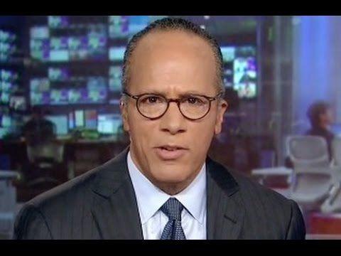 Trump Dismisses Debate Moderator Lester Holt as a 'Democrat' (He's Actually a Republican) - YouTube