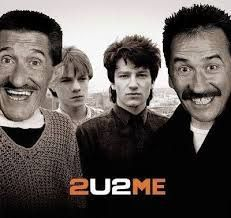 u2 chuckle brothers - Google Search