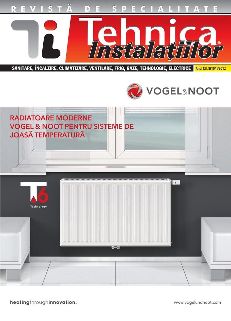 Revista Tehnica Instalatiilor nr. 08_104_2012
