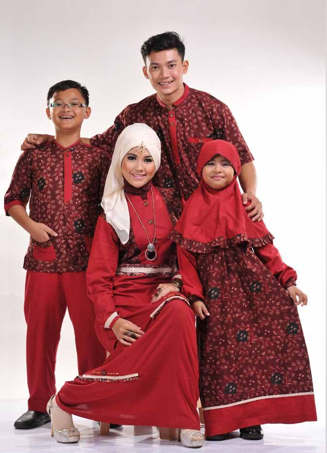 Model Busana Muslim Couple Keluarga