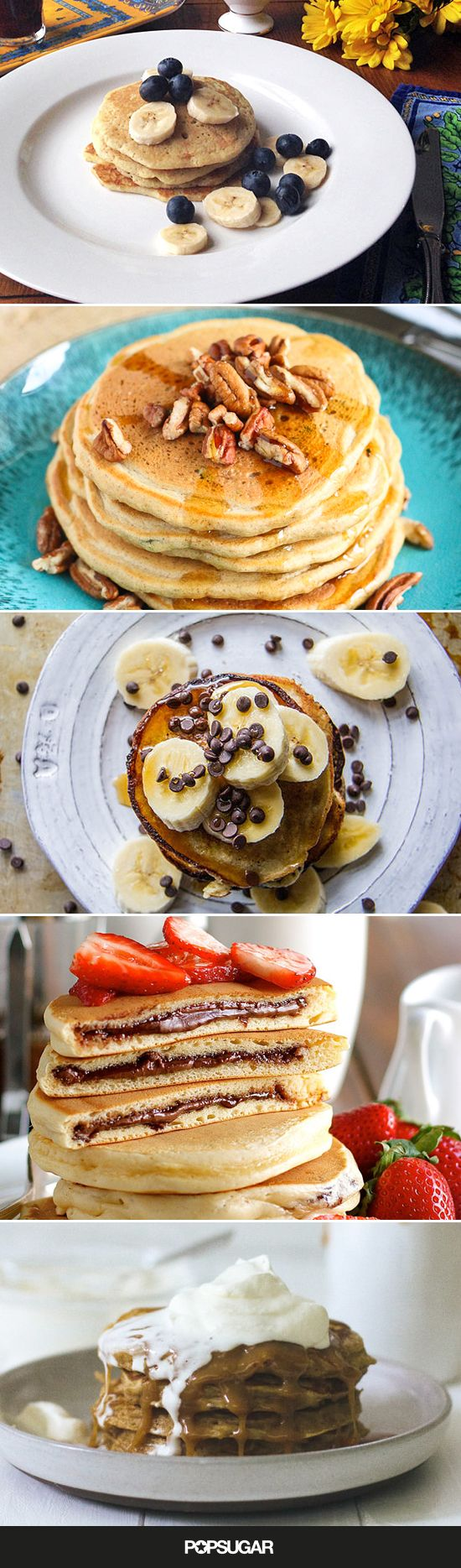 Pick your family's new favorite short stack — there's something here for every pancake lover,