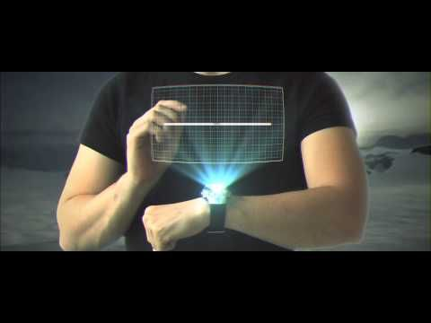 Hologram Watch Preview - Adobe After Effects Tutorial