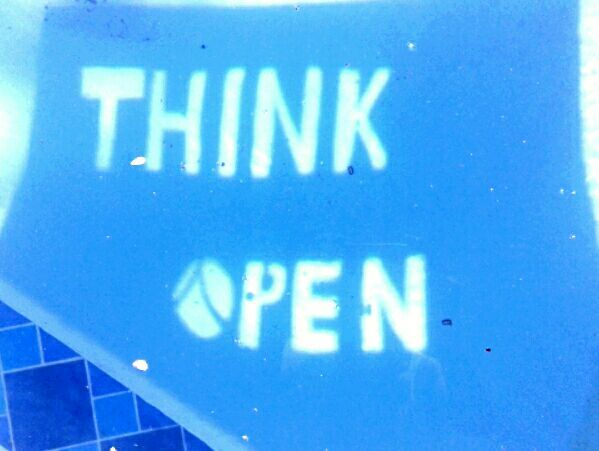 THINKING OPEN