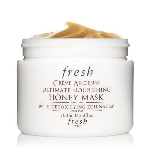 Editor's Tested: Fresh Creme Ancienne Ultimate Nourishing Honey Mask