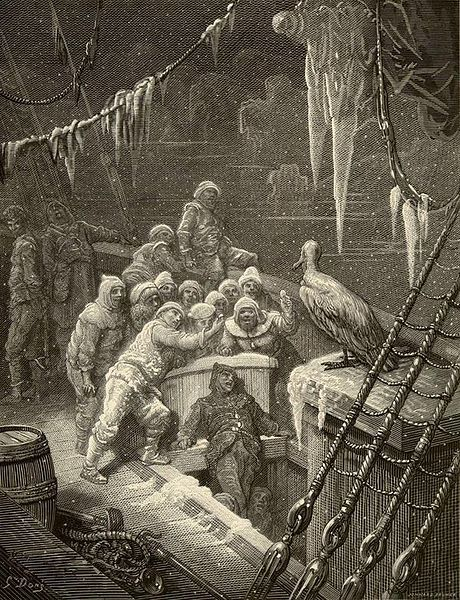 Poem of the week: The Rime of the Ancient Mariner by Samuel Taylor Coleridge