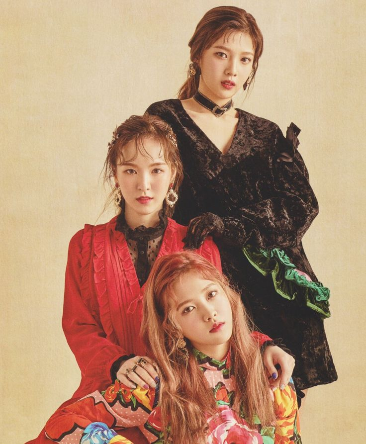 Joy, Wendy and Yeri | Red Velvet