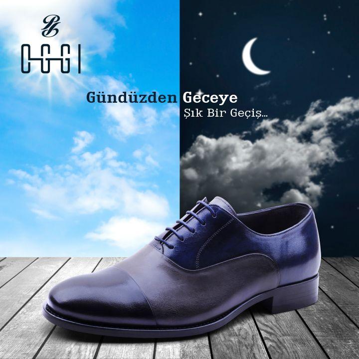 Hem iş yerinde hem akşam yemeğinde OGGI COMPATIBLE ile en şık siz olun! #oggi #shoes #shoeoftheday #daynight #businessshoes #dinnershoes