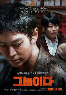 Film Korea It's Him merupakan film garapan sutradara Yoon Joon Hyeong. Film ini akan menceritakan perjuangan seorang kakak dalam mencari pembunuh adiknya.