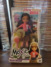 Moxie Girlz Horse Riding Club Sophina Doll With Brush and Riding Hat (NEW)