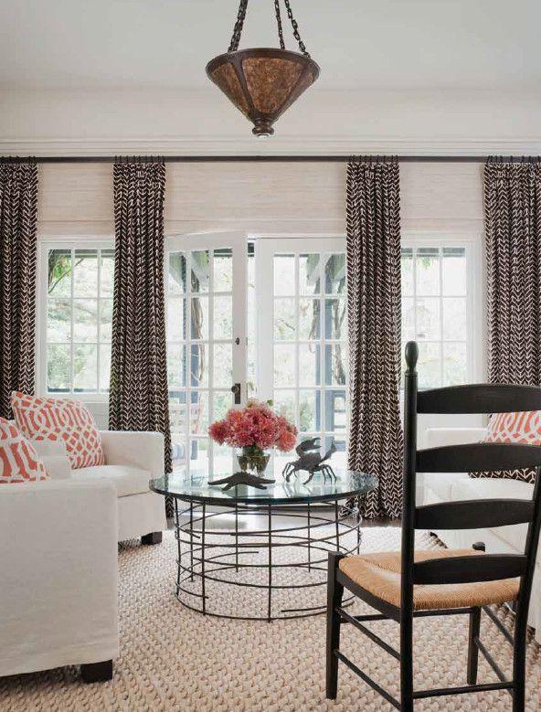 17 best ideas about farmhouse window treatments on