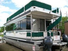 Best River Queen Houseboat Images On Pinterest River Queen - Houseboats vinyl names