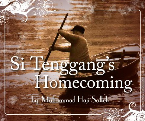 muhammad haji salleh poetry analysis A poem written by muhammad haji salleh entitled si tenggang's homecoming  analysis, there are differences between si tenggang's journey and his.