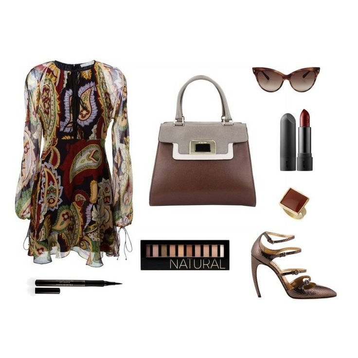 For this Saturday rock your #Cromia #Pamela handbag in brown with heels and chiffon dress!  #cromiabag #cromialovers #handbag #bags #fw15 #fashion #style #baglover #charme #trend #outfit #bag  #instastyle #instafashion #bagoftheday #fashionblogger #iconic #citystyle #glamour