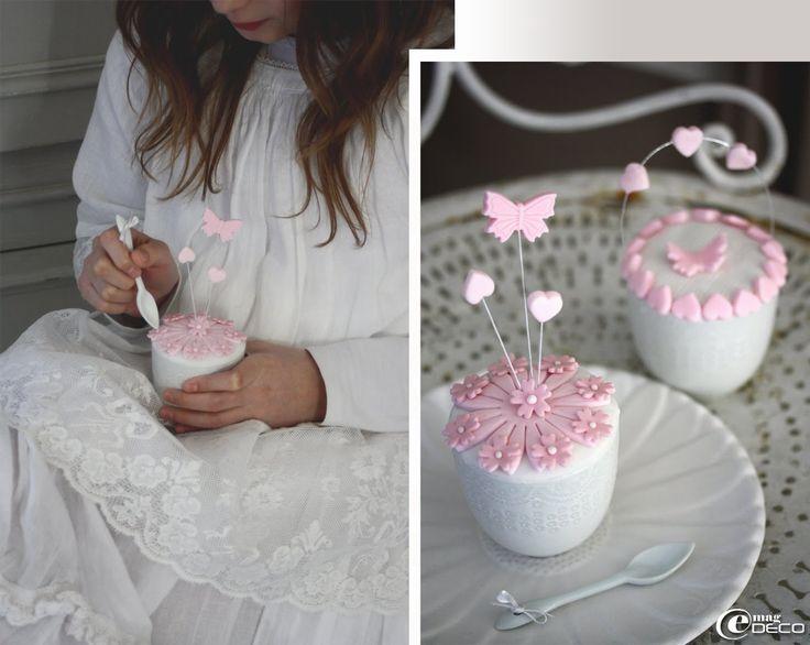 1000 id es sur le th me barbie cupcakes sur pinterest for Pate a sucre decoration