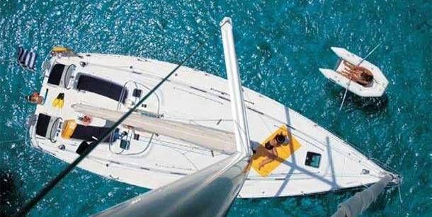 Mee zeilen met de Beneteau Cyclades 39.3 | Sail-a-long with the Beneteau Cyclades 39.3 | Sail in Greece Rhodes | sail-in-greece.net