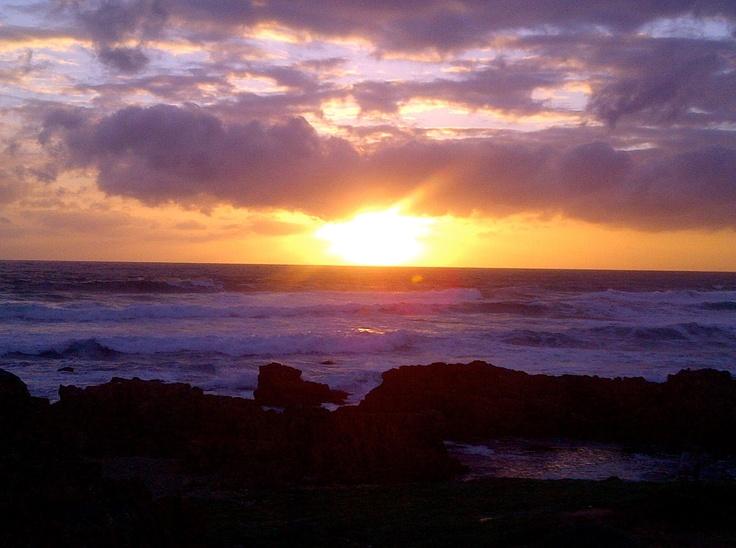 Buffelsbaai sunset