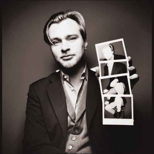 Christopher Nolan - my favorite director.(:
