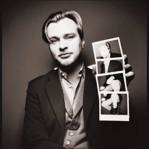 Christopher Nolan - my favorite director.(: